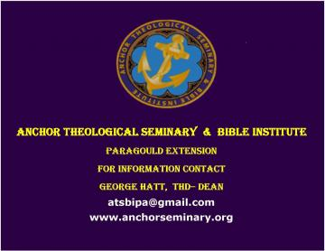 Anchor Theological Seminary and Bible Institute